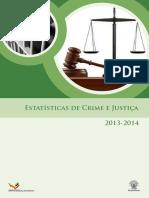 Crime e Justica 2013 2014