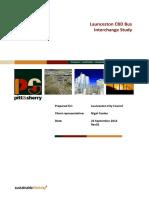 Interchange Study Report