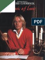 Richard Clayderman - The Music of Love.pdf