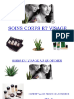 SOINS CORPS ET VISAGE.ppt