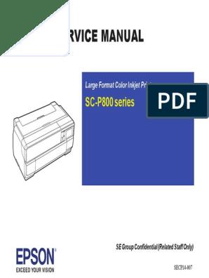 SC-P800 | Magenta | Printer (Computing)