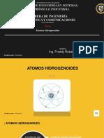 3.1 Atomos Hidrogenoides