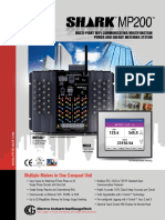 MP200 Multipoint High Density Metering System Brochure v.1.05_E166704