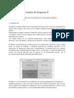 Análisis Económico-financiero de Una Empresa