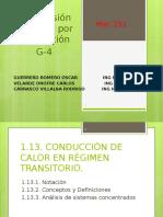 1.13 Conduccion d Calor en Estado Transitorio