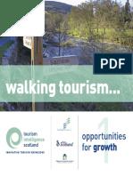 Walking Tourism