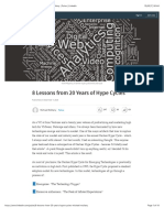 8 Lessons from 20 Years of Hype Cycles   Michael Mullany   Pulse   LinkedIn