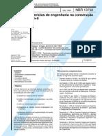 NBR 13752 - 1996 - Perícias de Engenharia na Construção Civil.pdf