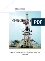 Drilling Rig Operation Manual
