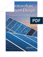 Deambi, Suneel-Photovoltaic System Design_ Procedures, Tools and Applications-CRC Press (2016)