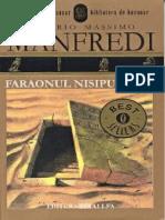 Valerio Manfredi - Faraonul Nisipurilor