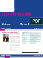 Rotman go to guide