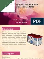 13-08 Bella A.G.P Manajemen Logistik.pptx