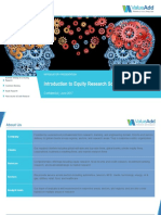Buy-Side Equity Research By ValueAdd