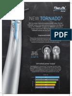 2017 Bien Air Tornado Pre-Order Flyer