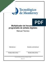 XFrecuency Manual