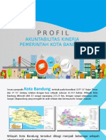 Profil Sakip Kota Bandung 2016