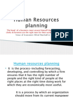 Human Resources Planning (1)