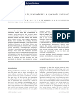 Review Article Face-bow Transfer in Prosthodontics- A Systematic Review of the Literature