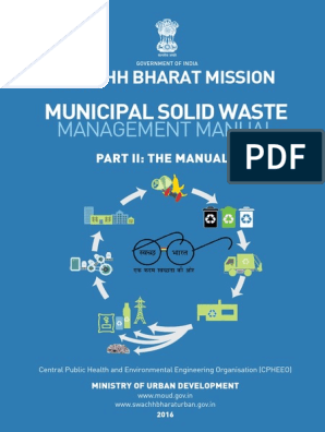 MSW_2_2016 Municipal Solid waste Management Rules -2016
