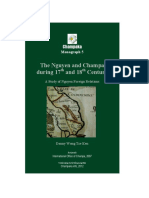 The Nguyen and Champa During 17th - 18th Century - Danny Wong