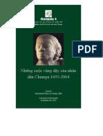 Những Cuộc Nổi Dậy Của Nhân Dân Chăm Pa Từ Năm 1693 Đến Nay - Po Dhrama