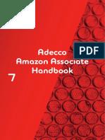 Adecco Amazon Associate Handbook