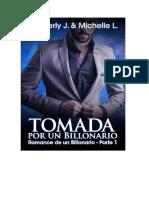 Kimberly J & Michelle L. - Romance de Un Billonario 01 - Tomada