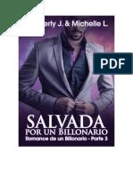 Kimberly J & Michelle L. - Romance de Un Billonario 03 - Salvada