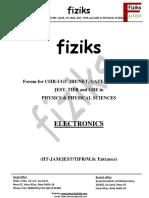 Electrodynamics Fiziks Notes