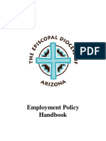Episcopal Complete Employment Handbook