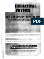 Mathematical Physics Fiziks Notes