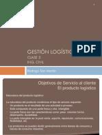 Gestión LogÃ-stica civil clase 5