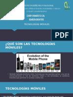 Tecnologías-Móviles