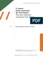 Chris Marker Cinema Latinoamericano 131895-259241-1-PB