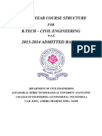 JNTUACEP CE R13 Syllabus Regulations (2)