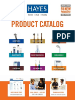 Hayes Product Catalog 2017
