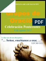 guía para los grupos de oración