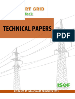 Technical Papers - India Smart Grid Week 2015
