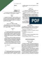 Entrada, permanência, saída e afastamento de estrangeiros do território nacional - alterações 2017
