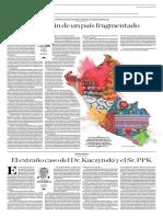 Hacia El Fin de Un País Fragmentado