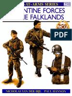 Osprey - Men at Arms 250 - Argentine Forces in the Falklands.pdf