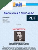 PAS de PsicOLOGIA Da Educação