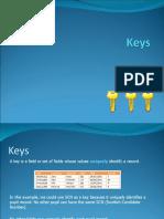 Database Key