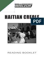 Haitian Creole Phase1 Bklt