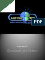 Manual Control Ciber