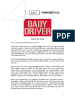 BABY DRIVER Production Notes_06.09.17