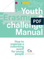 How to organize Coworking event for young people