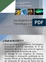 Presentación Locti - Metodología II