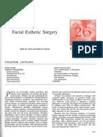 26 Facial Esthetic Surgery